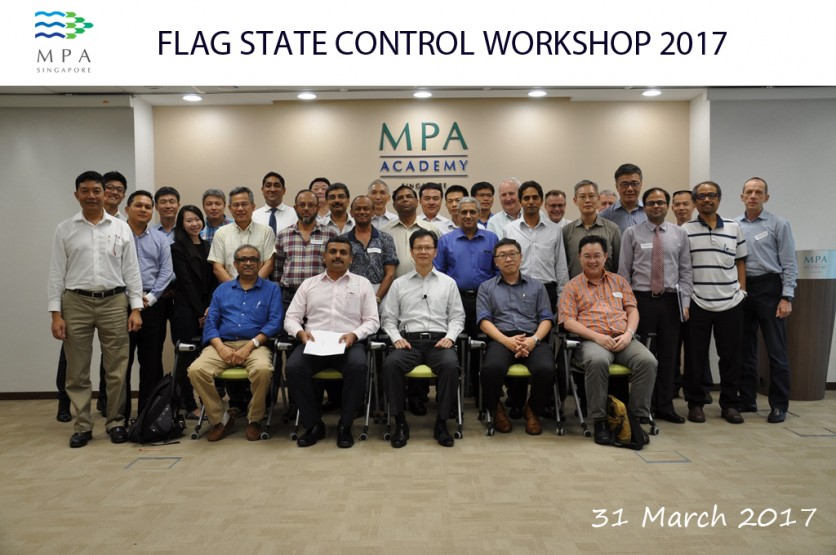Workshop Group Photo -31 March 2017